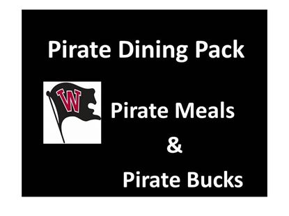 Pirate Dining Pack